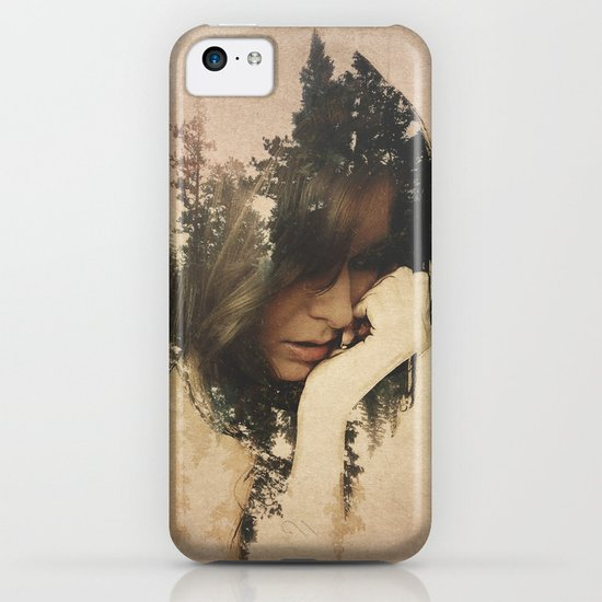 Lost In Thought iPhone & iPod Case