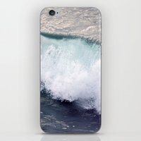 Wave Motion // No. 5 iPhone & iPod Skin