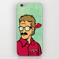 I Love My Operating Syst… iPhone & iPod Skin
