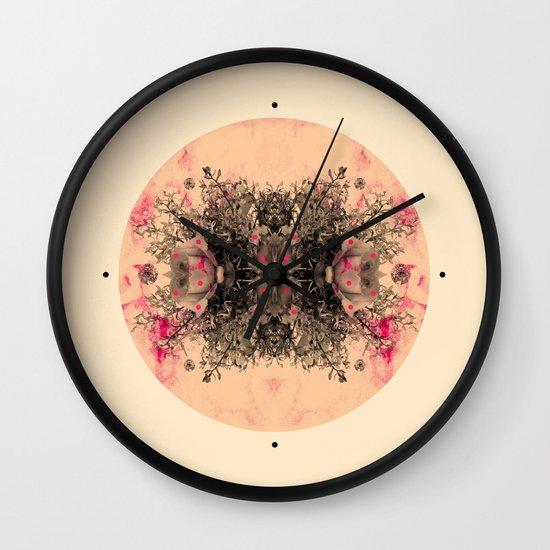 M.D.C.N. xv Wall Clock