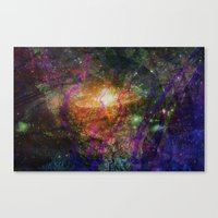 Inner Space 1 Canvas Print
