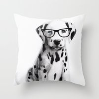 Bingo Throw Pillow