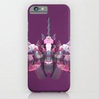 iPhone & iPod Case featuring Unicorn by Daniel Delgado