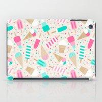 Ice Cream Party iPad Case