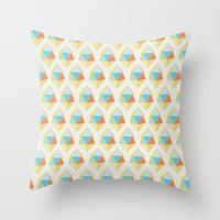 Patterns For Days Throw Pillow