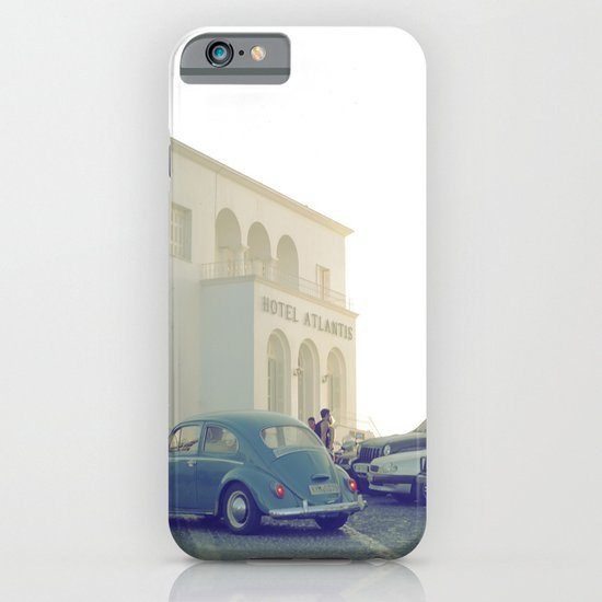 Hotel Atlantis Vintage Moment  iPhone & iPod Case