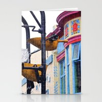Bucket Fountain Stationery Cards