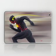 Reverse Flash Laptop & iPad Skin