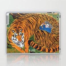 The wild beast is reasting Laptop & iPad Skin
