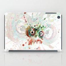 buzzed zombie iPad Case