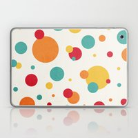 I'm Just A Bit Dotty! Laptop & iPad Skin