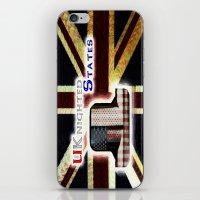 UKnighted States 4.0 iPhone & iPod Skin