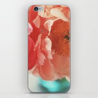 Paeonia #4 iPhone & iPod Skin
