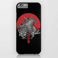 LEGO.DZILLA iPhone 6 Slim Case