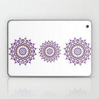 Star Mandala - JUSTART © Laptop & iPad Skin
