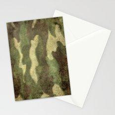 Dirty Camo Stationery Cards