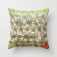 WP Pattern Throw Pillow