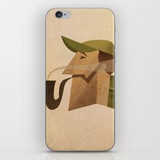 Reginald iPhone & iPod Skin