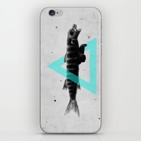 Bearracuda iPhone & iPod Skin