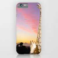 iPhone & iPod Case featuring Longnecks by CrismanArt