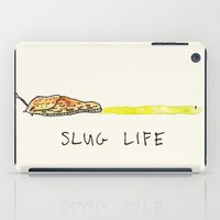 Slug Life iPad Case