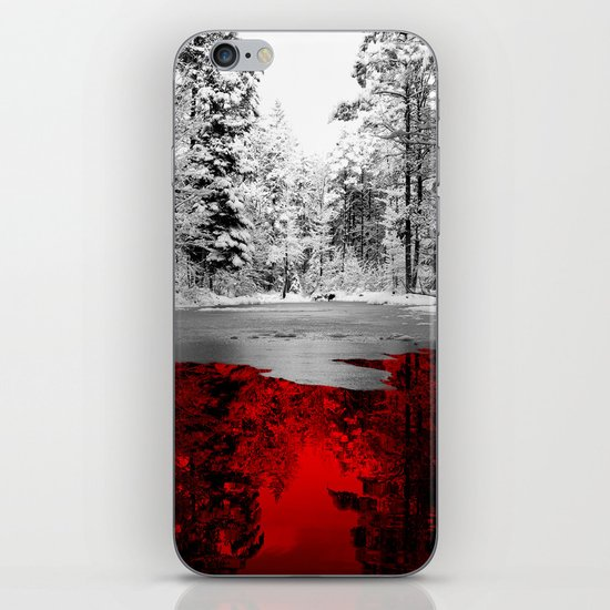 Specular Reflection iPhone & iPod Skin