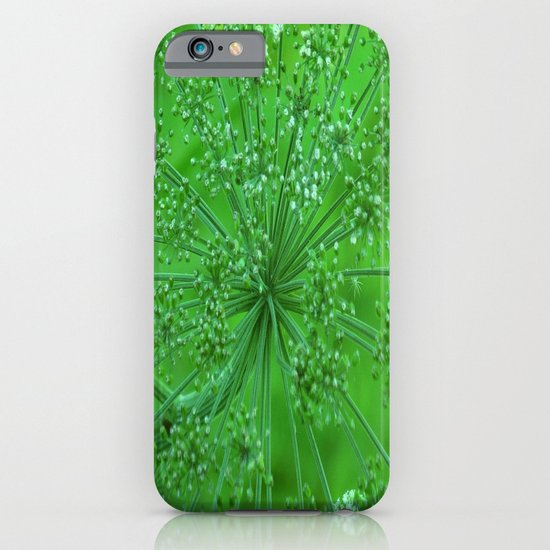Cow Parsley iPhone & iPod Case