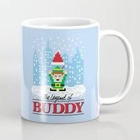The Legend of Buddy Mug