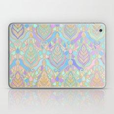 Jade & Blue Enamel Art D… Laptop & iPad Skin