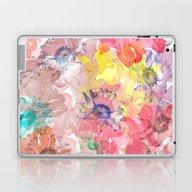 Flower Carpet(32). Laptop & iPad Skin