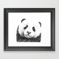 Giant  Panda G100 Framed Art Print