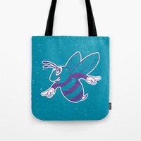 Buzz City Hornet by BEAST Tote Bag