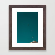 The Lord of the Seagulls Framed Art Print