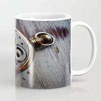 The Conductor's Timepiece - 1 Mug