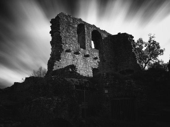 The Ruins #3 Art Print