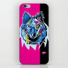 Lazer Wolf iPhone & iPod Skin