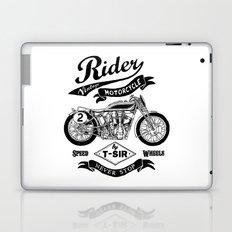 Rider Laptop & iPad Skin