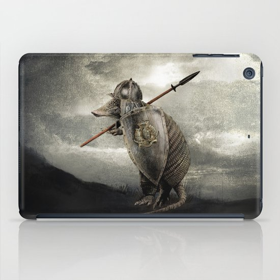 Armadillo by Eric Fan & Viviana González iPad Case