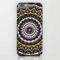 Mandala In Relief iPhone 6 Slim Case