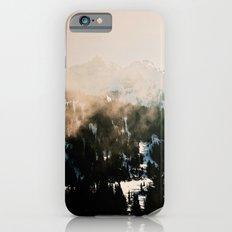 Winter Mountain Hike Slim Case iPhone 6s
