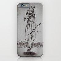 Ghost Girl iPhone 6 Slim Case