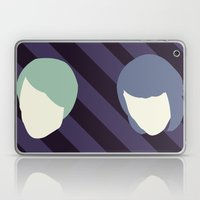 Tegan And Sarah Laptop & iPad Skin