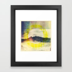 The Rising Framed Art Print