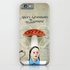 Alice In Wonderland iPhone 6s Slim Case
