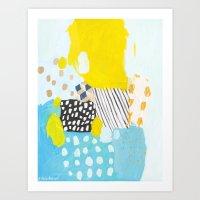 Eternal Optimist - Avail… Art Print