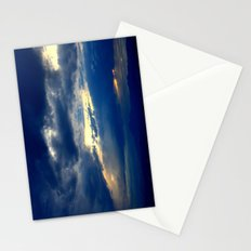 Deep Blues Stationery Cards