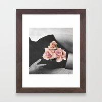 AMBROSIA Framed Art Print
