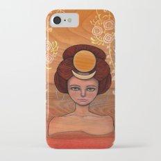 Autumn Moon Slim Case iPhone 7