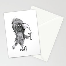 Grouchy Bird Stationery Cards