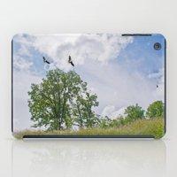 The buzzard tree iPad Case